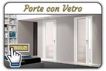 Porte Interne in Laminato e Massello Novara. Prezzi online